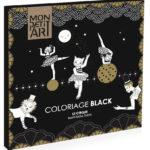Coloriage Black, Une nuit au Cirque