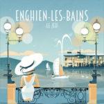 Enghien-les-Bains, le jeu