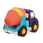 Camion toupie – Happy Cruisers Cement Truck