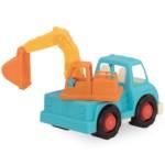 Camion grue – Happy cruisers Excavator truck